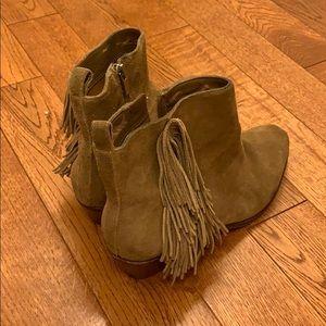 Via Spiga Shoes - Via Spiga Suede Booties